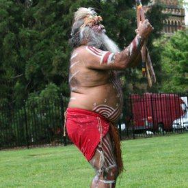 modern aborigine