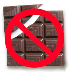 no-chocolate