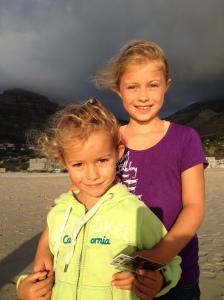 Lia and Nina - Beach