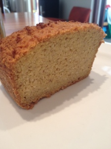 Coconut milk bread