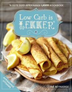 Afrikanns - Low Carb is Lekker Book Jacket