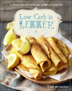 Low Carb is Lekker Book Jacket